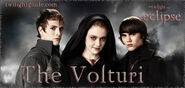 Eclipse the volturi