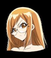Sakura anime face design