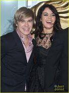 Bobby Lockwood and Jade Ramsey