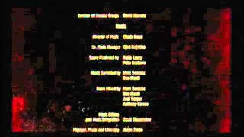 Twisted Metal - Credits