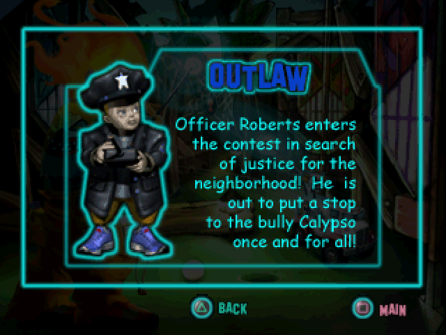File:Twisted Metal - Small Brawl - Outlaw bio.png
