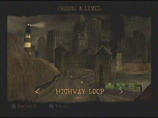 Level Highway Loop
