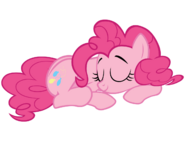 Sleepy pinkie pie vector by ikillyou121-d4yuear