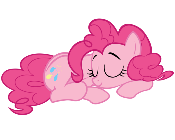 File:Sleepy pinkie pie vector by ikillyou121-d4yuear.png