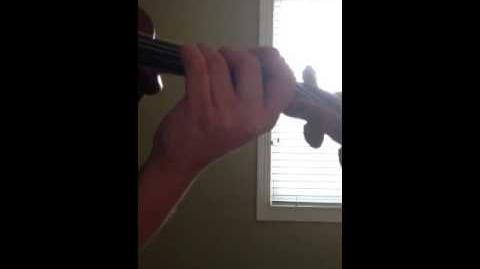 MLP Raise This Barn Violin (Fiddle)