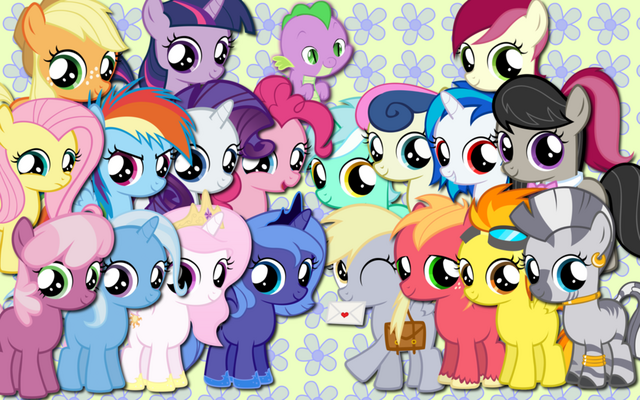 File:Foals are magic wallpaper by alicehumansacrifice1-d4b71bv.png