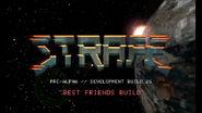 Strafe Best Friends Build