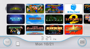 Escape From Bug Island Wii Menu