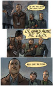Tour Guide Nixon Comic