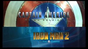 Captain Iron Man Title