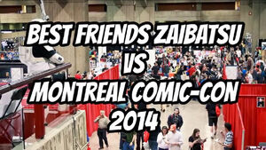 Montreal Comic Con 14 Title