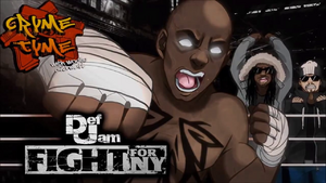 Def Jam Fight For New York Title