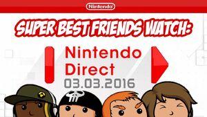 Nintendo Direct Mar16