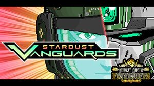 Stardust Vanguards Title