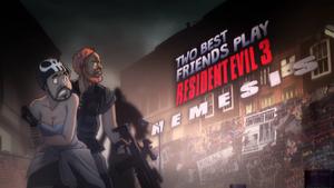 RE3 Nemesis Title