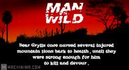 Man Vs Wild Facts 4