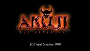 Akuji the Heartless Title