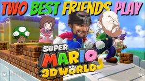 Super Mario 3D World Title Card