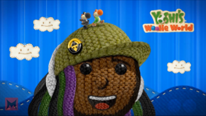 Yoshi's Wooly World Title