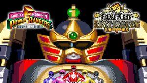 Power Rangers FNF