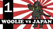 Woolie Vs Japan