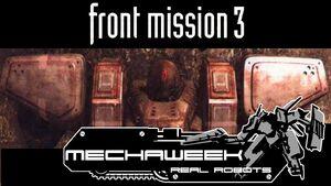 Front Mission Title