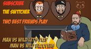 Morons VS Wild Credits