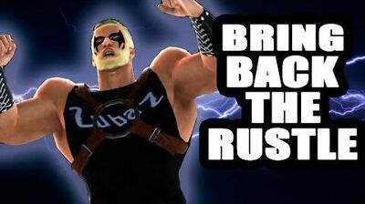 BRING BACK THE RUSTLE