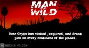 Man Vs Wild Facts 7