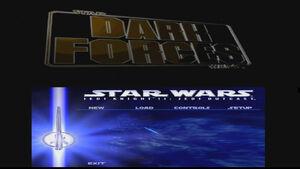 Dark Jedi Forces Title