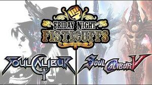 FNF Soul Calibur