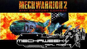 Mech Warrior Title