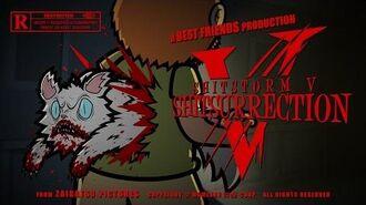Shitstorm V- Shitsurrection - 70s Exploitative Horror Intro