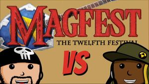 Magfest Title
