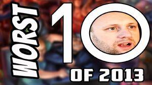 Worst List 2013 Thumb