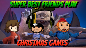 Christmas Games Title Card