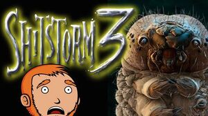 Escape from Bug Island Shitstorm 3