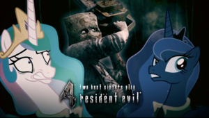 Best Sisters RE4 Title