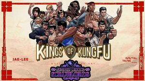 Kings of Kung Fu Title