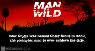 Man Vs Wild Facts