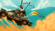 Mad Max Textless Title