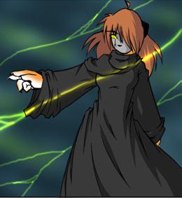 Ephemural Casting Lightning