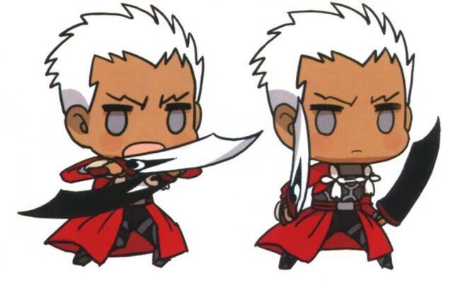 File:Chibi archer fight stace.jpg