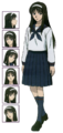 Akiha Tsukihime Anime character sheet.png