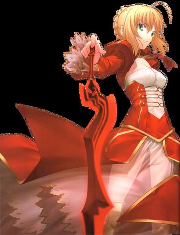 File:Red saber sword.png