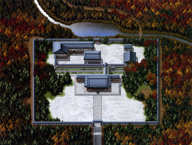 File:Ryuudou Temple map.png