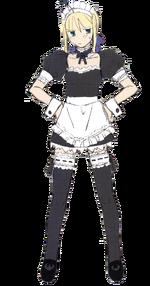 Saber Maid