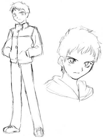 File:Enjou Tomoe early sketch.png