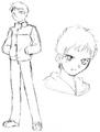 Enjou Tomoe early sketch.png