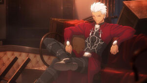 Fsn Archer in anime